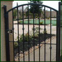 Wrought Iron Grass Valley