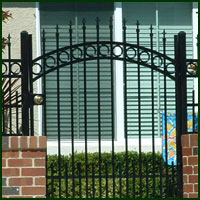 Shingle Springs, Garden Gate