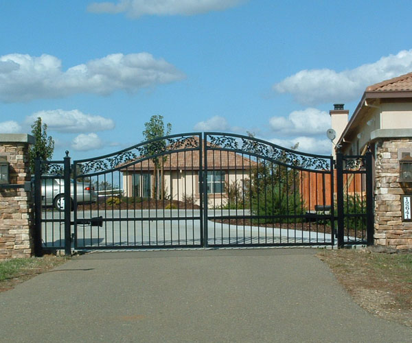 Remote Entry Gate - Stockton, CA