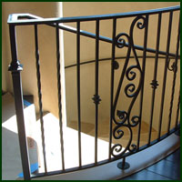 Wrought Iron Jackson